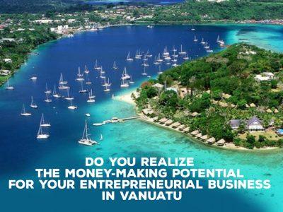 Vanuatu yacht